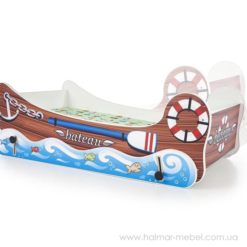 Кровать детская BOAT HALMAR