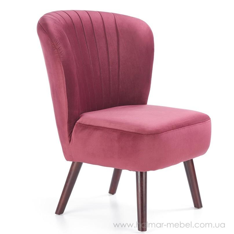 Кресло LANISTER HALMAR (бордовый)