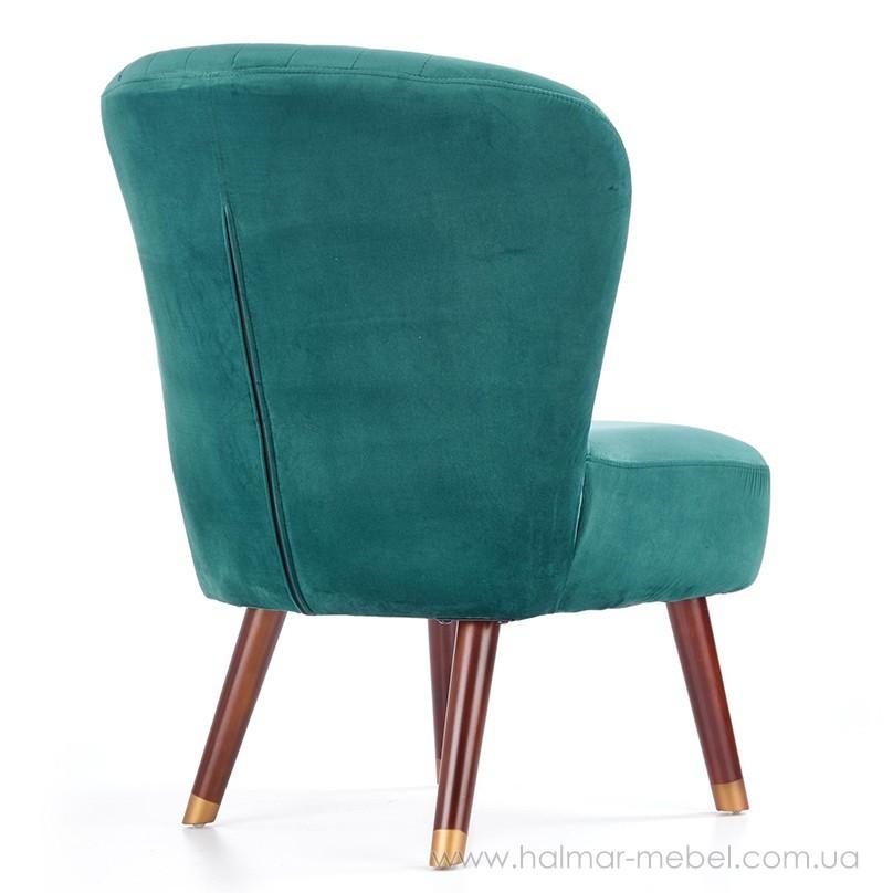 Кресло LANISTER HALMAR (темно-зеленый)