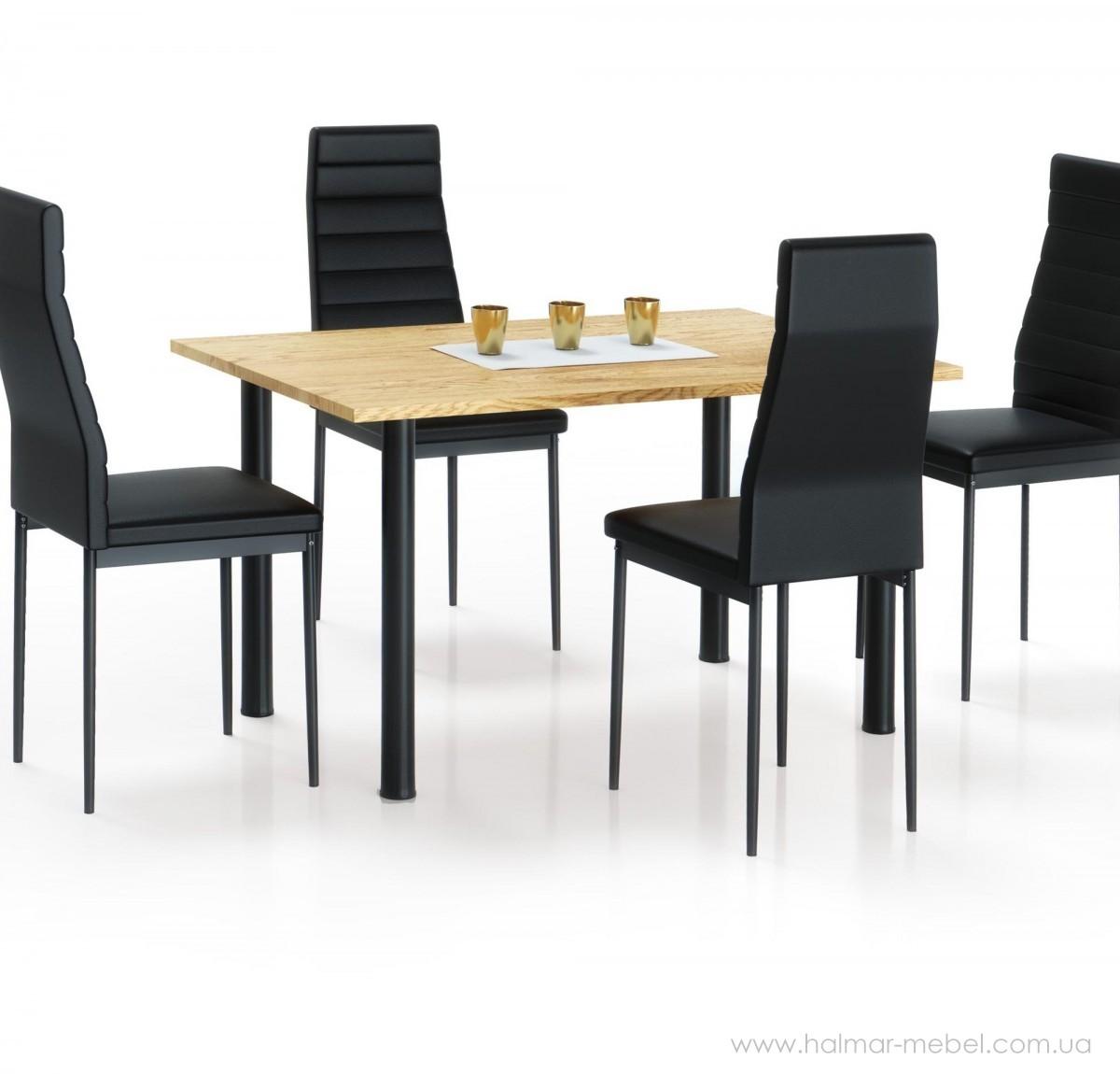 Стол обеденный ADONIS 2 HALMAR