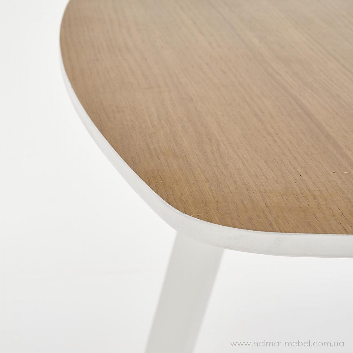KAJETAN-2 обеденный раскладной стол 135(185)х82