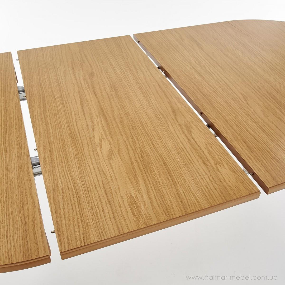 Стол раскладной SORBUS HALMAR медовый дуб