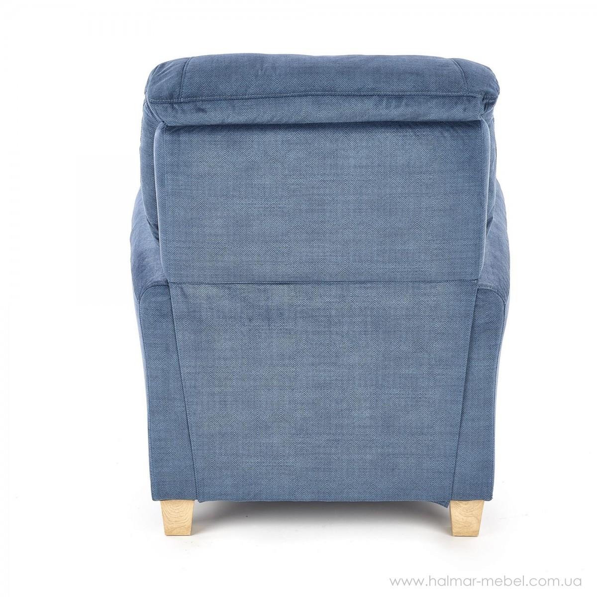 Раскладное кресло BARD HALMAR цвет синий