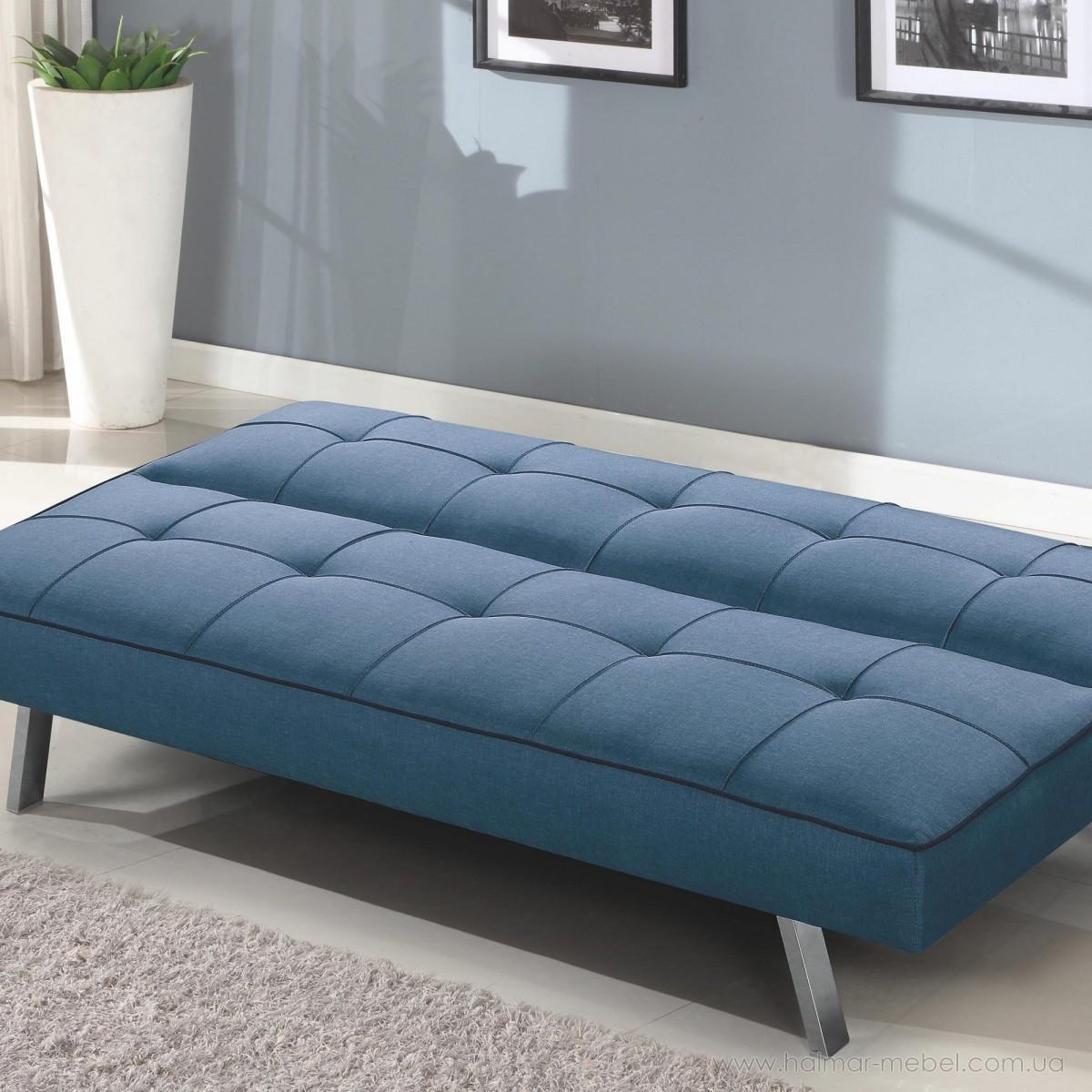 Раскладной диван CARLO бежевый HALMAR