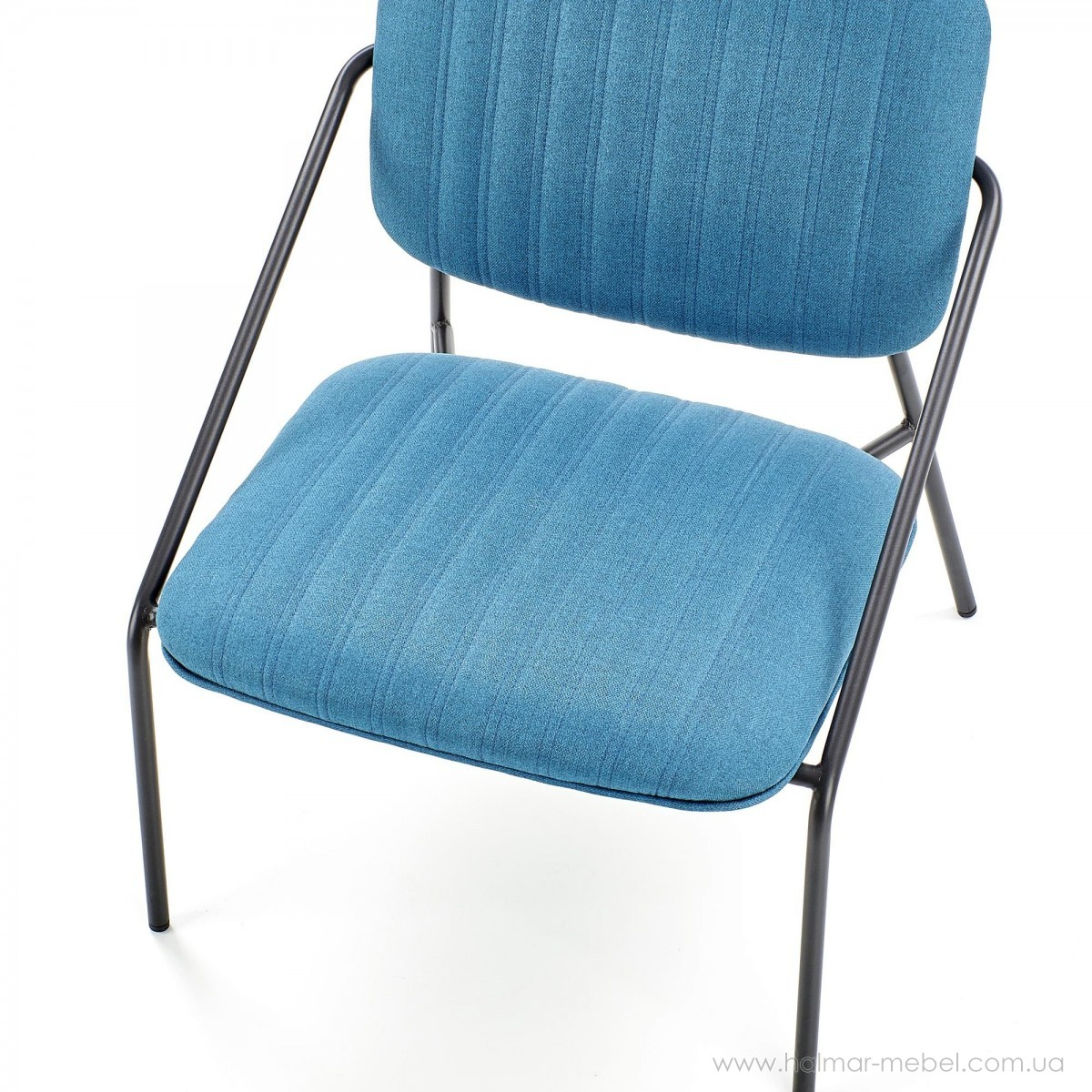 Стул DENNIS HALMAR синий