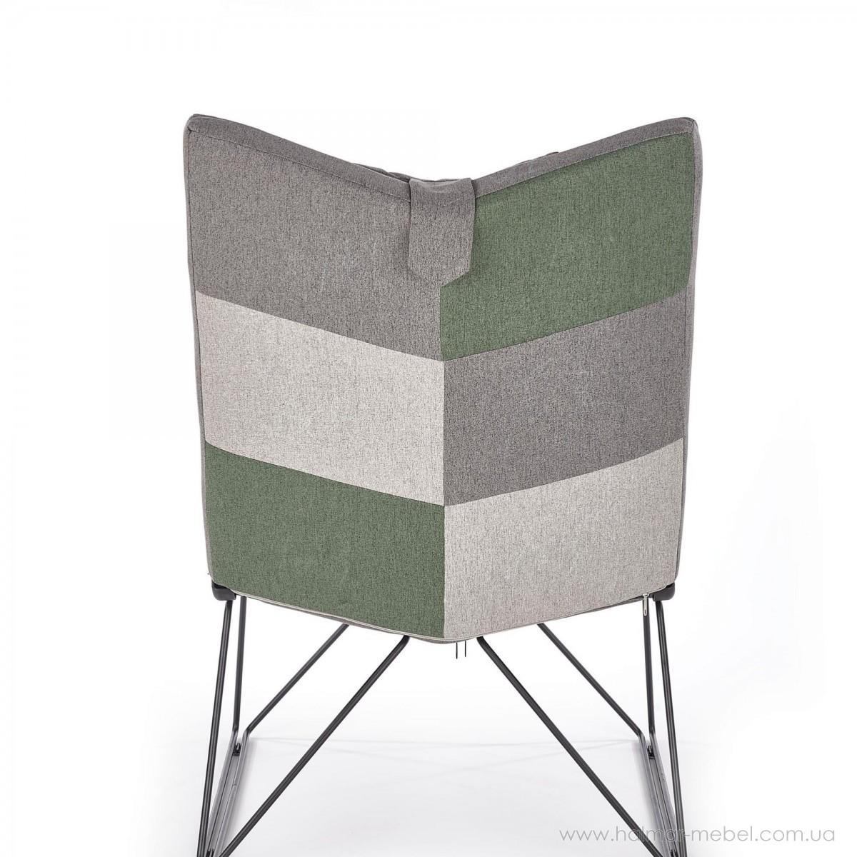 Кресло с подставкой для ног REMIX HALMAR