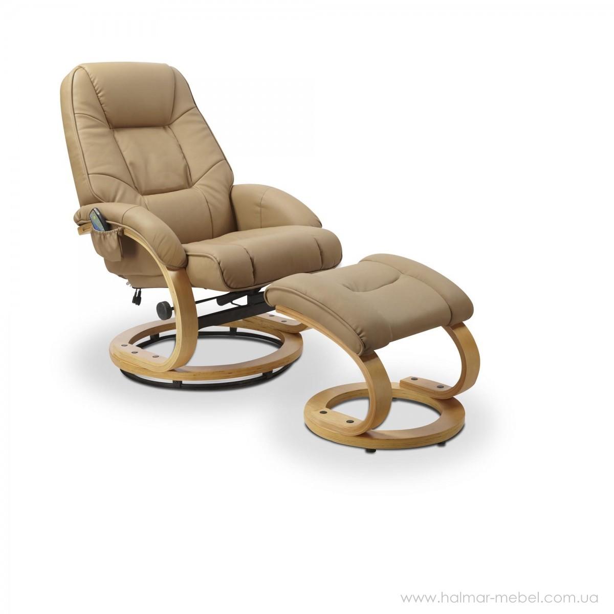 Кресло MATADOR HALMAR (бежевый)