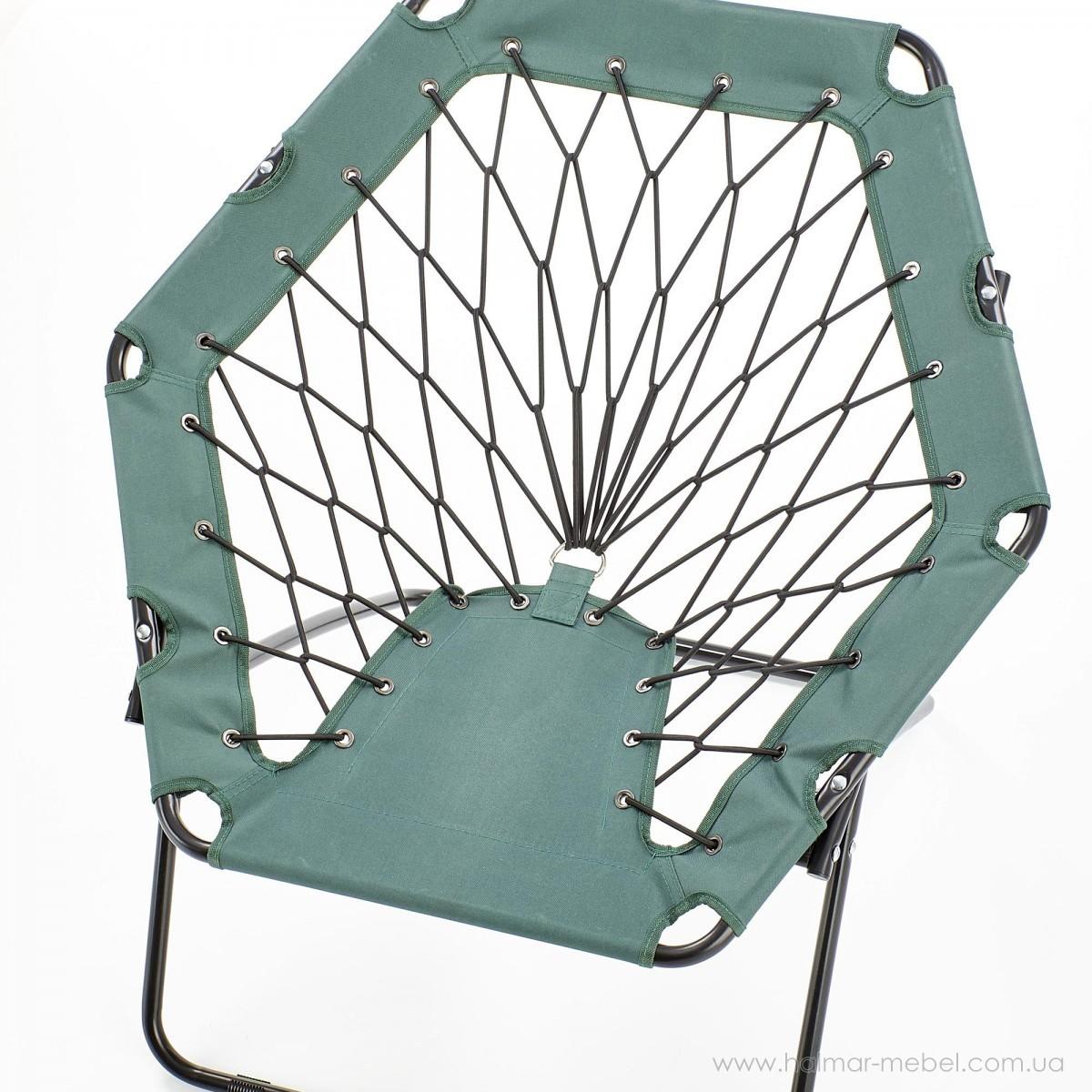 Стул WIDGET HALMAR (темно-зеленый)