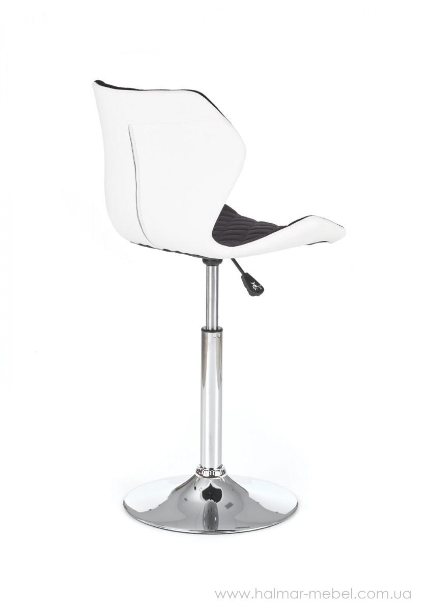 Кресло офисное MATRIX 2 HALMAR бело-черны