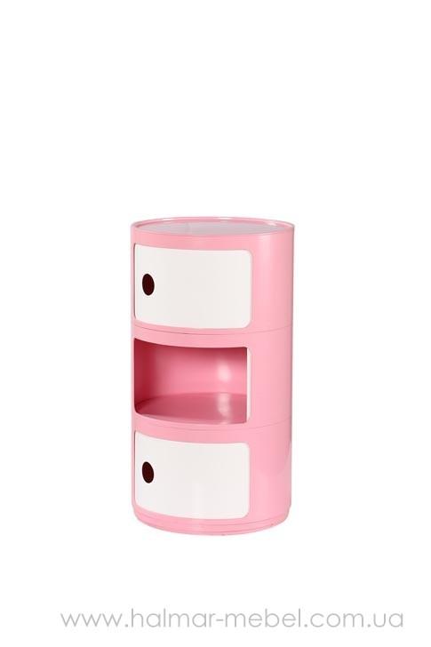 Консоль ALF HALMAR (розовый/белый)