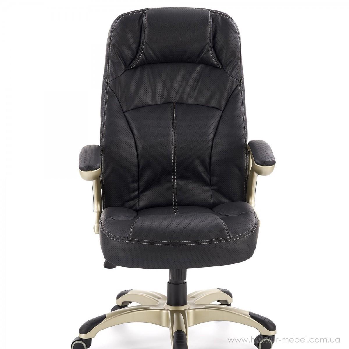 Кресло офисное CARLOS HALMAR (черный)