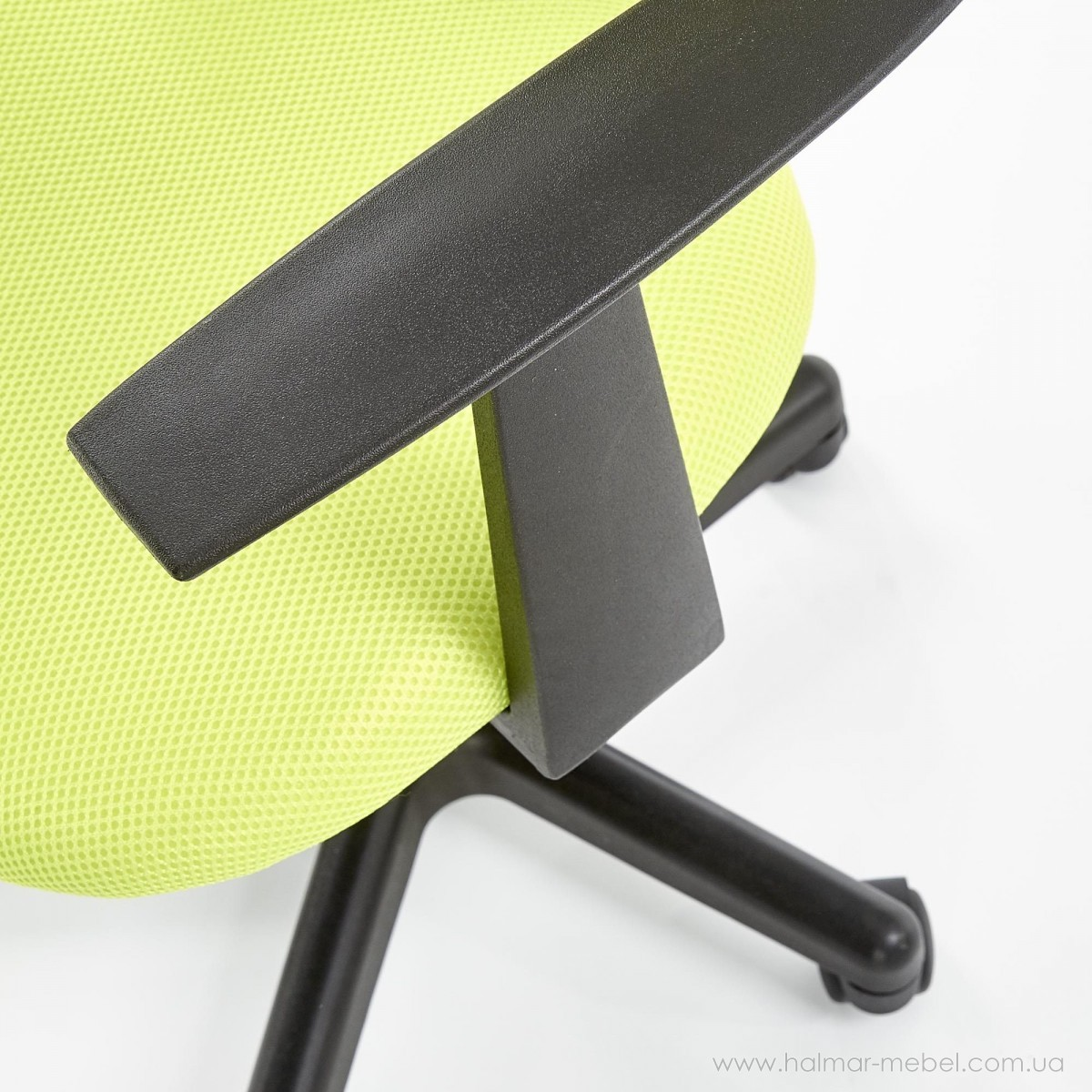 Кресло офисное SPIKER HALMAR (зеленый)