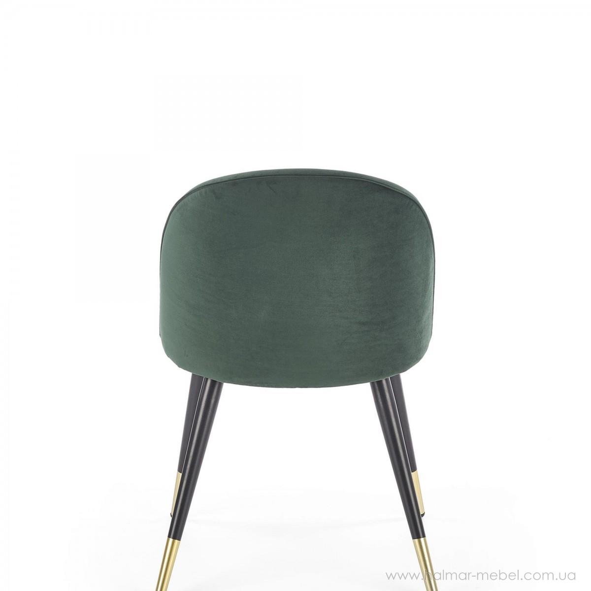 Стул K315 HALMAR (темно-зеленый)