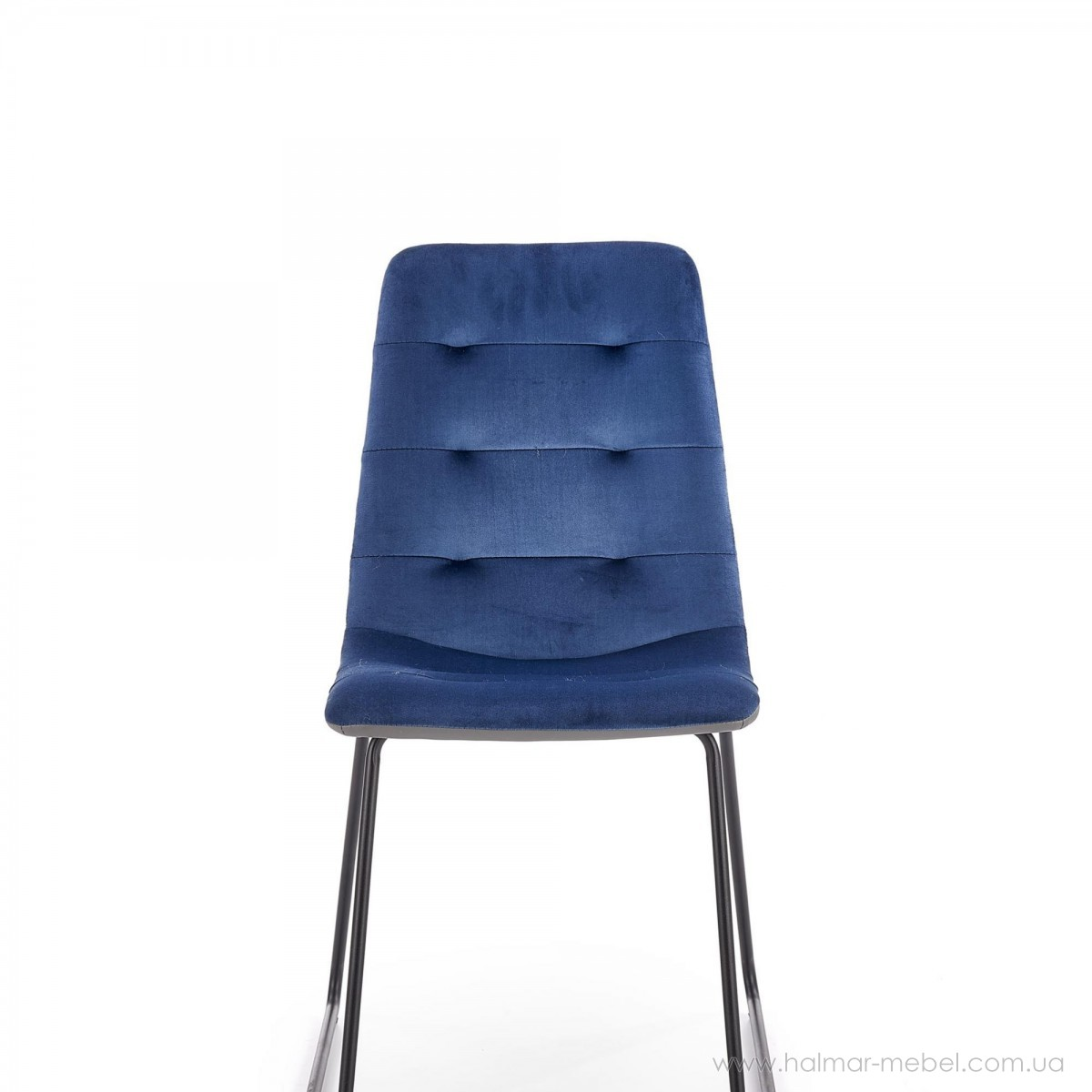 Стул K321 HALMAR (темно-синий)