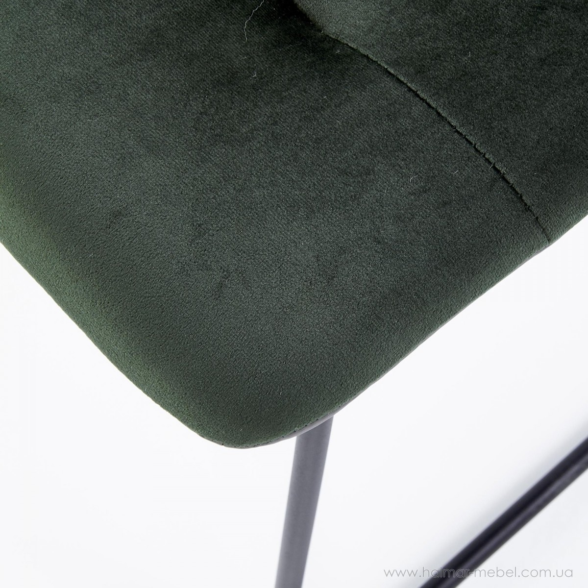 Стул K321 HALMAR (темно-зеленый)