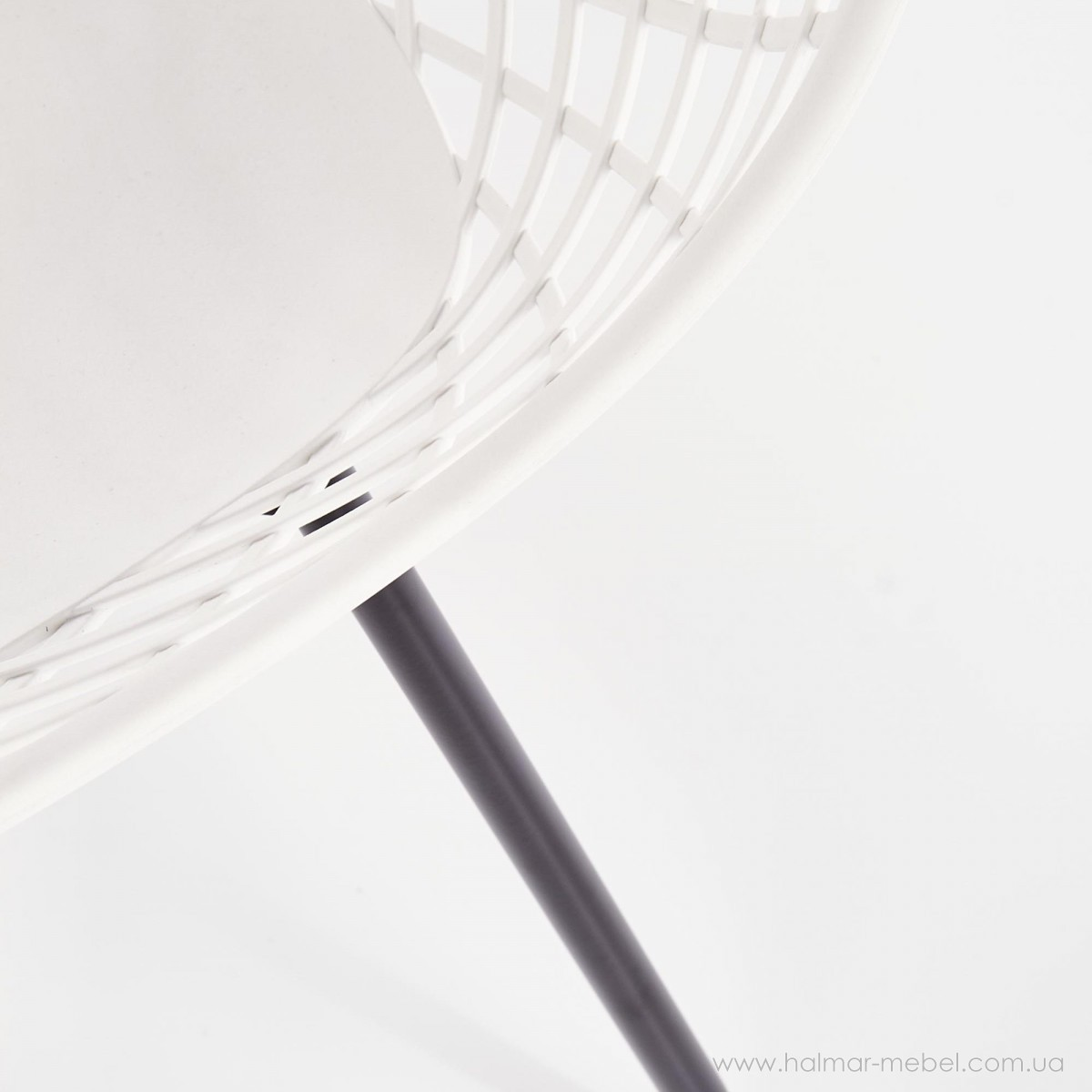 Стул K330 HALMAR (белый)