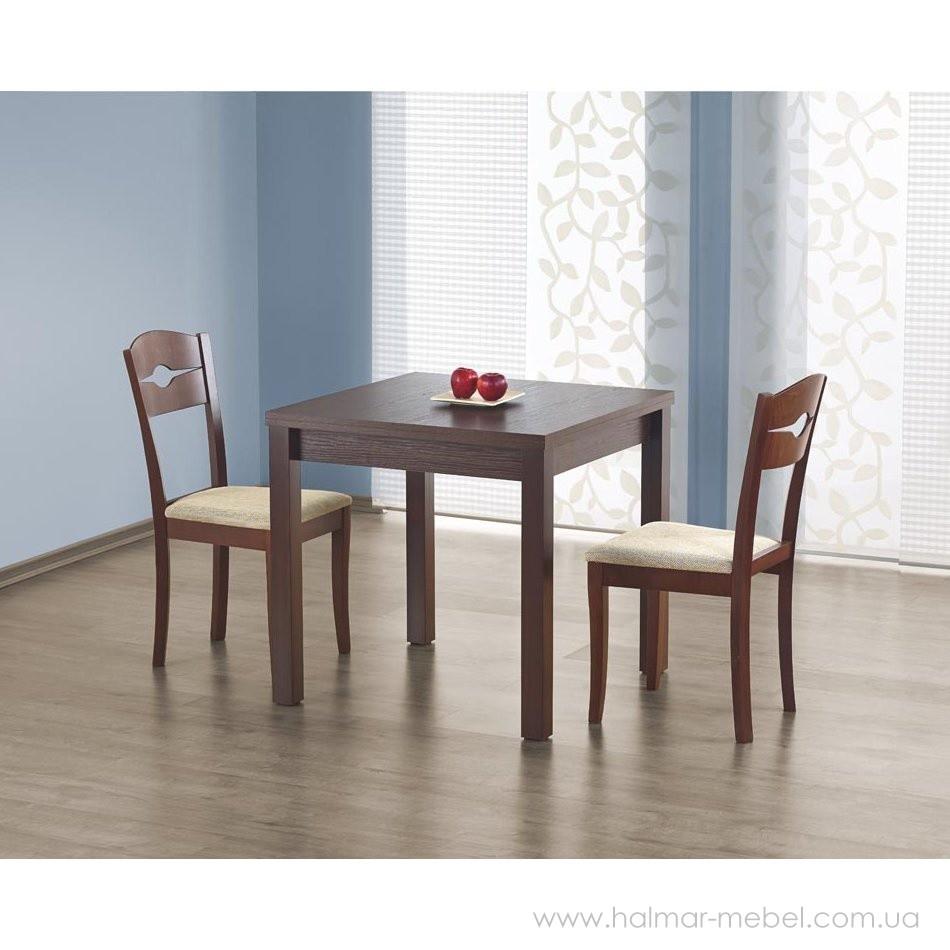 Стол обеденный GRACJAN HALMAR (орех)