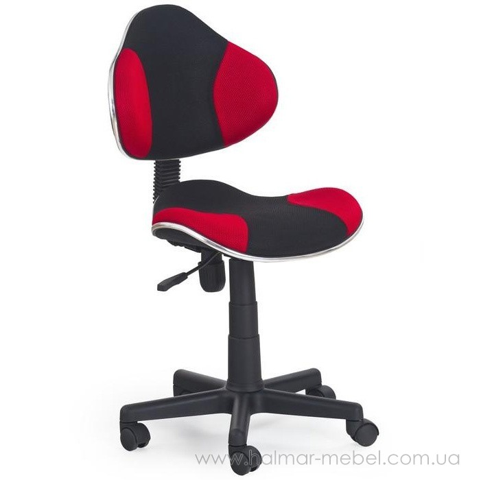 Кресло детское FLASH HALMAR (красный)