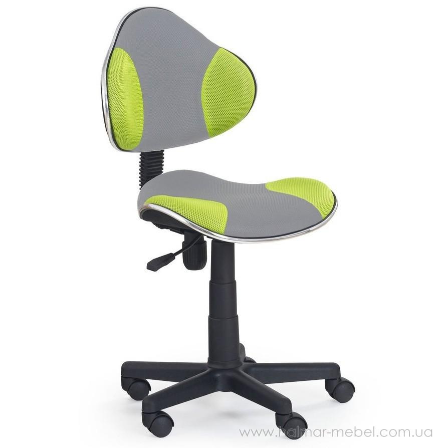 Кресло детское FLASH 2 HALMAR (зеленый)