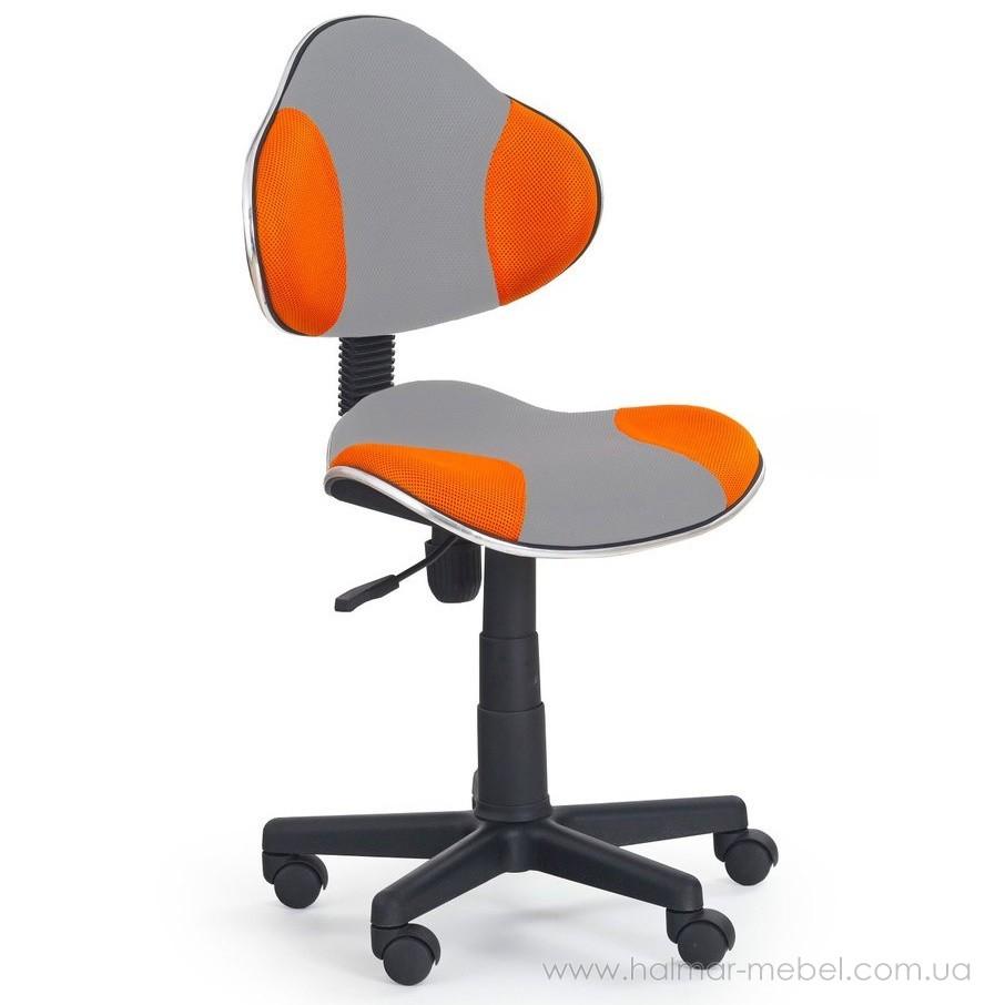 Кресло детское FLASH 2 HALMAR (оранжевый)