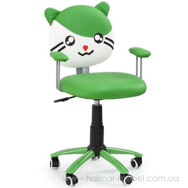 Кресло детское TOM HALMAR (зеленый)