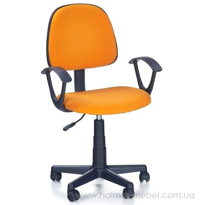 Кресло детское DARIAN BIS HALMAR (оранжевый)