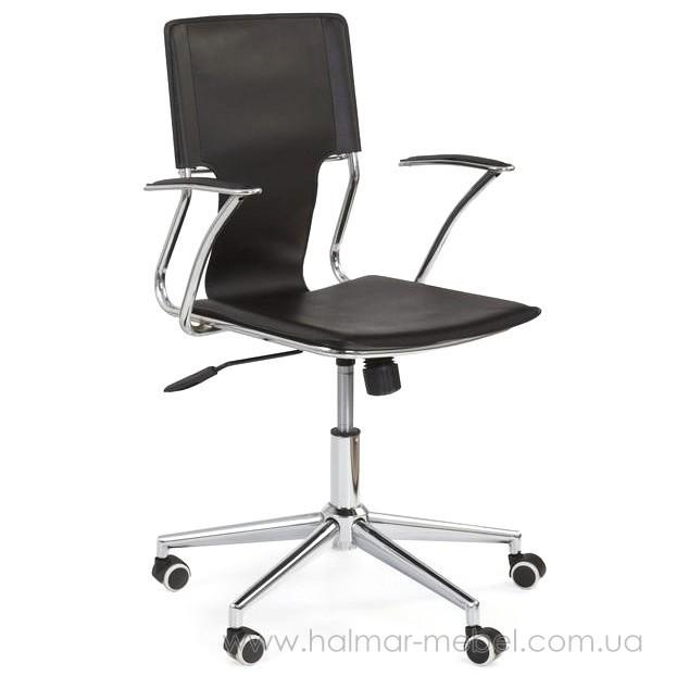 Кресло офисное DERBY HALMAR (черный)