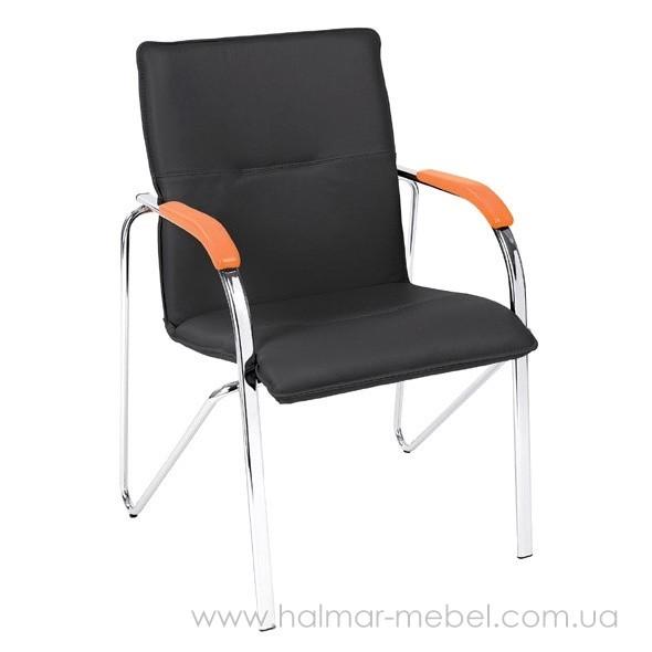 Кресло офисное SAMBA HALMAR (черный)