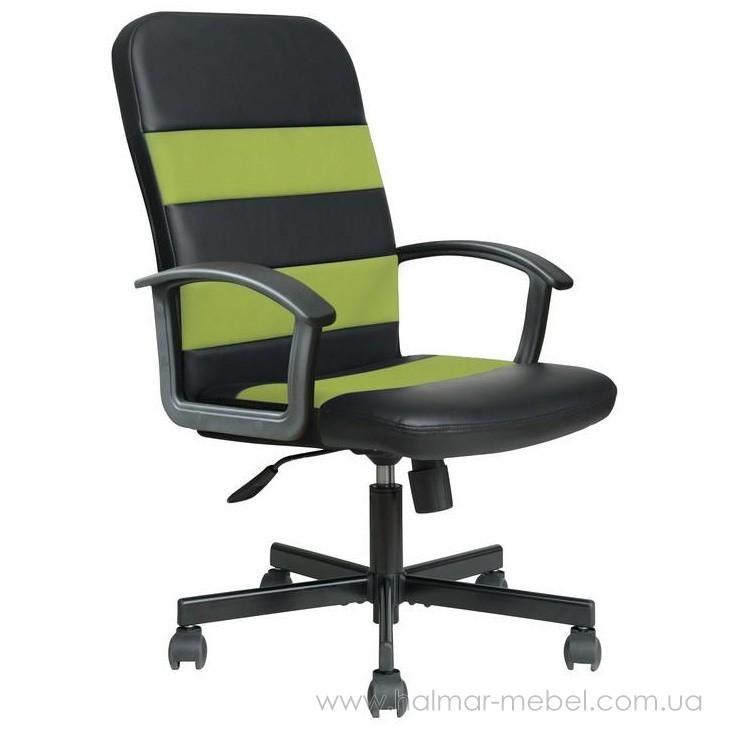 Кресло офисное RIBIS HALMAR (зеленый)