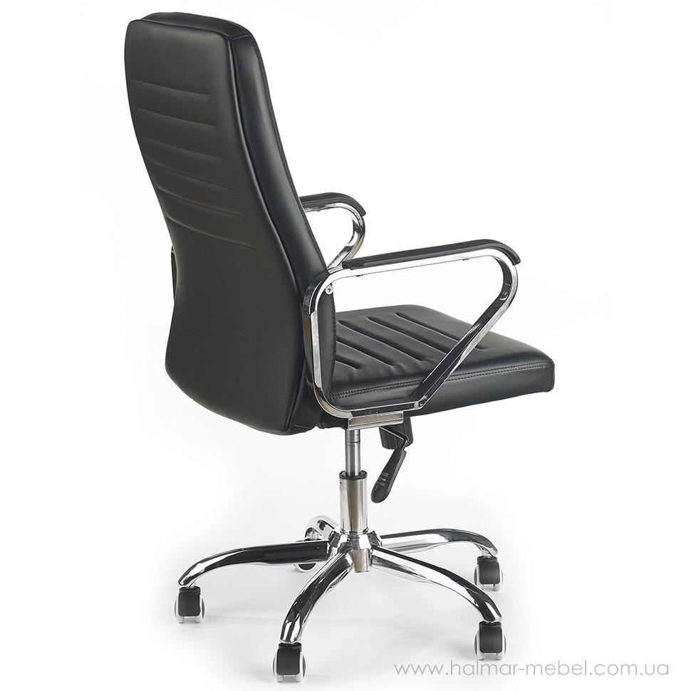 Кресло офисное ATOM HALMAR (черный)