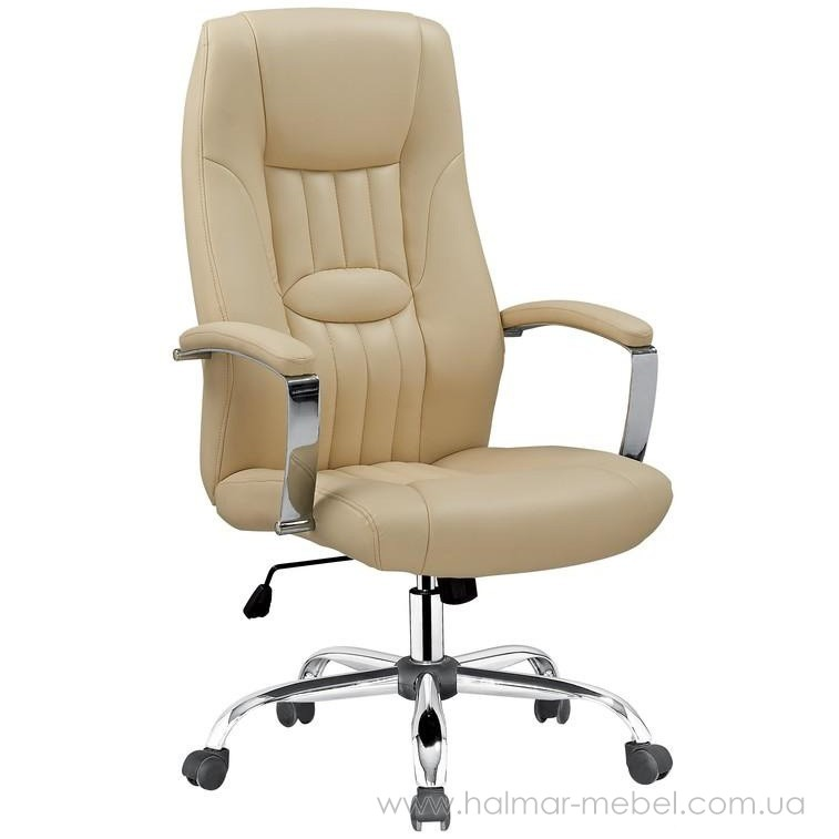 Кресло офисное HAKON HALMAR (бежевый)