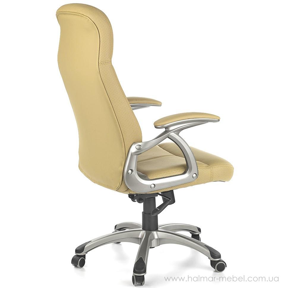 Кресло офисное EDISON HALMAR (бежевый)