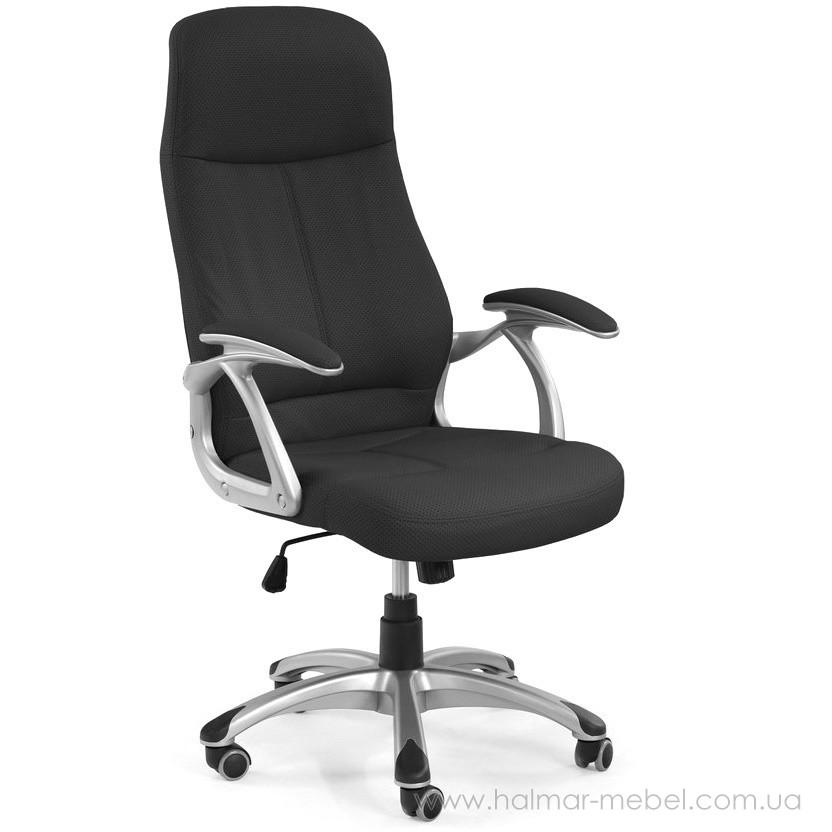 Кресло офисное EDISON HALMAR (черный)