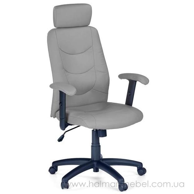 Кресло офисное STILO HALMAR (светло-серый)