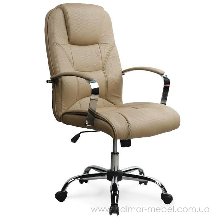 Кресло офисное NELSON HALMAR (бежевый)