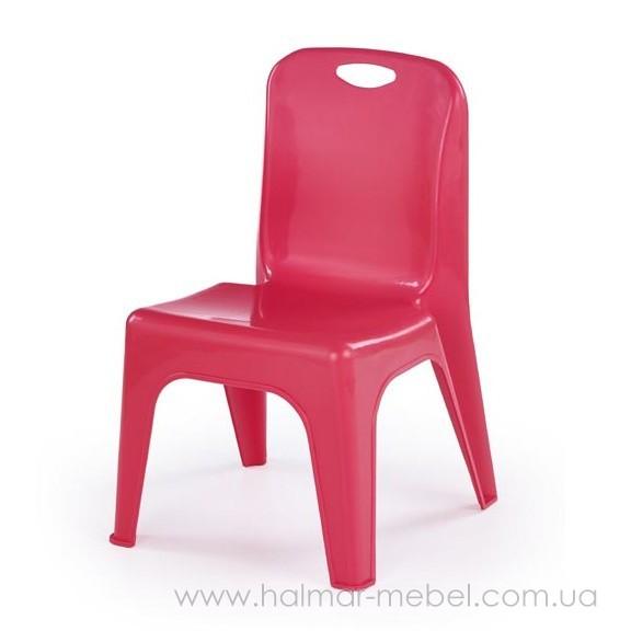 Стул детский DUMBO HALMAR (красный)