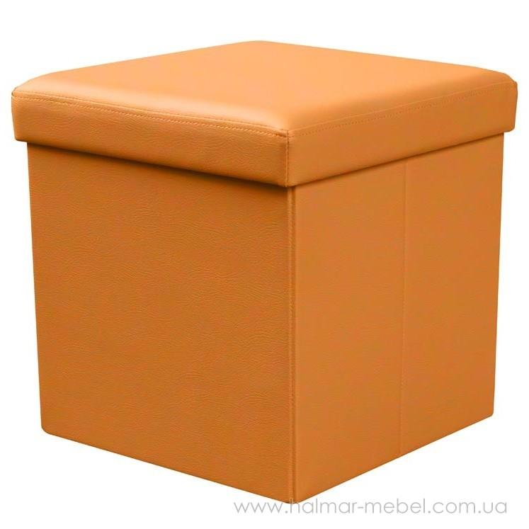 Пуф MOLY HALMAR (оранжевый)