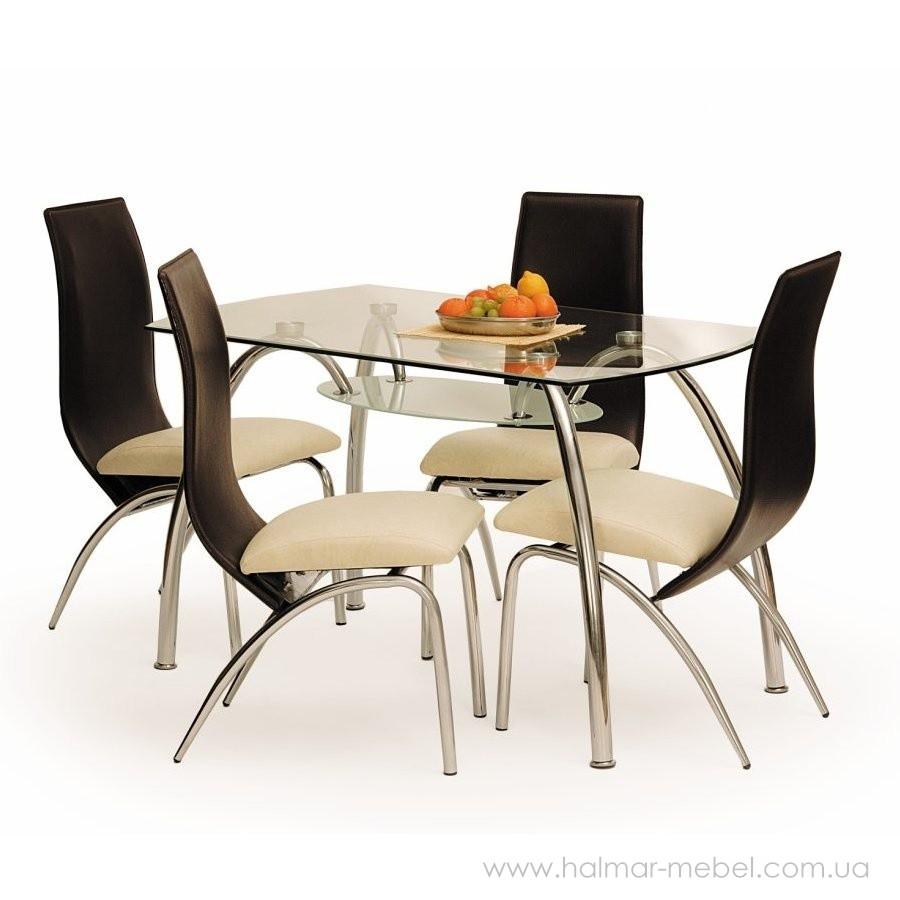 Стол обеденный CORWIN BIS HALMAR