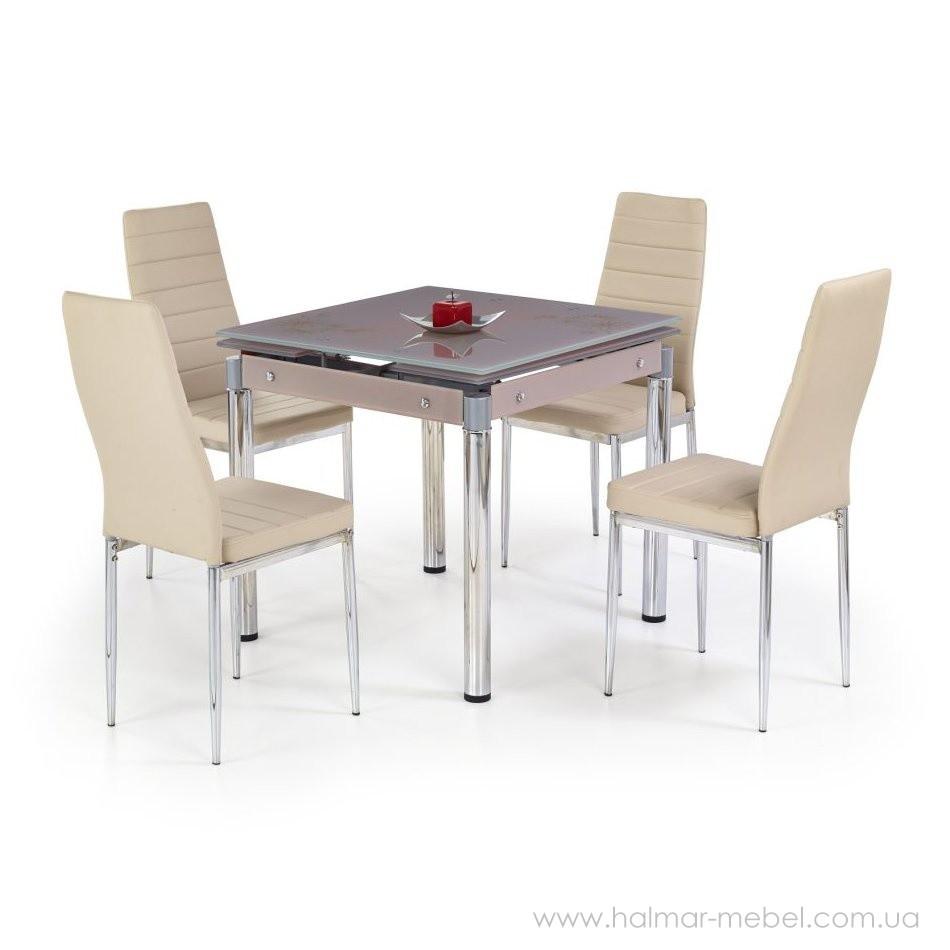Стол обеденный KENT HALMAR (бежевый)